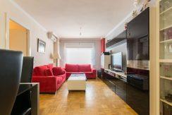 Salon del piso reformado en venta en El Soto de Móstoles