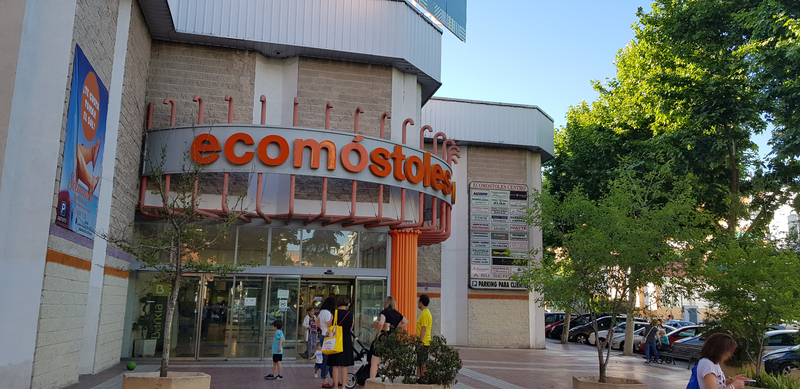 Local comercial en CC Ecomóstoles