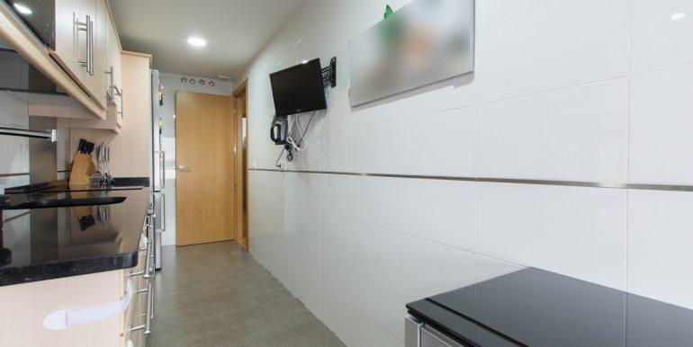 piso con garaje y piscina en mostoles 6